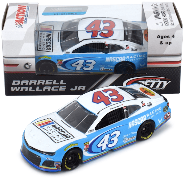 Bubba Wallace #43 1/64th 2018 Lionel NASCAR Racing Experience Camaro
