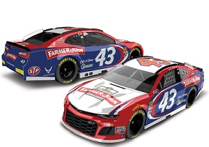 Bubba Wallace #43 1/64th 2019 Lionel AfterShokz Camaro