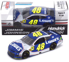 Jimmie Johnson #48 1/64th 2018 Lionel Lowes Finale Camaro