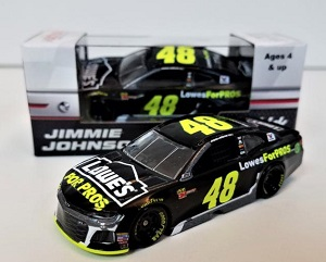 Jimmie Johnson #48 1/64th 2018 Lionel Lowes for Pros Camaro