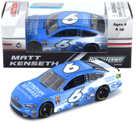 Matt Kenseth #6 1/64th 2018 Lionel Wyndham Rewards Ford