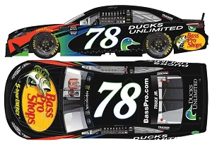 Martin Truex Jr #78 1/64th 2018 Lionel Bass Pro Shops Ducks Unlimited Toyota Camry