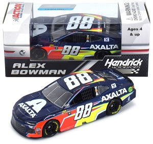 Alex Bowman #88 1/64th 2018 Lionel Axalta Camaro