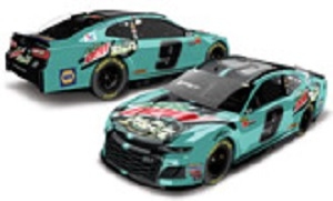 Chase Elliott  #9 1/64th 2018 Lionel Mountain Dew Baja Blast Camaro