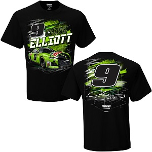 Chase Elliott #9 2018 Mountain Dew  Torque two-sided t-shirt
