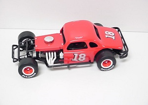 Dutch Hoag #18 1/25th custom built modified