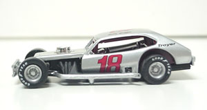 Billy ''The Kid'' Griffin #18 1/64th custom-built Pinto mod