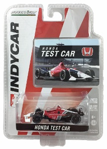 Honda Test Car 1/64th 2018 Greenlight Indycar