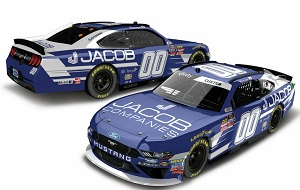 Cole Custer #00 1/64th 2019 Lionel Jacob Companies Mustang