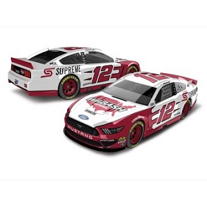 Ryan Blaney #12 1/64th 2019 Lionel Wabash National Mustang