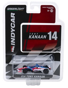 Tony Kanaan #14 1/64th 2019 Greenlight ABC Supply Co. Indycar