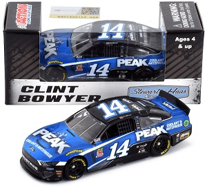Clint Bowyer #14 1/64th 2019 Lionel Peak Mustang