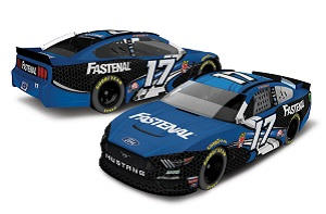 Ricky Stenhouse Jr #17 1/64th 2019 Lionel Fastenal Mustang
