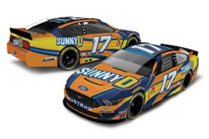 Ricky Stenhouse Jr #17 1/64th 2019 Lionel Sunny D Mustang