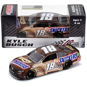 Kyle Busch #18 1/64th 2019 Lionel Snickers Creamy Toyota Camry