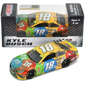 Kyle Busch #18 1/64th 2019 Lionel M&Ms Homestead Win Toyota