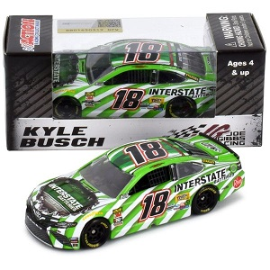 Kyle Busch #18 1/64th 2019 Lionel Interstate Batteries Toyota Camry