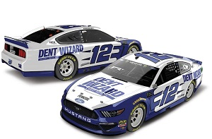 Ryan Blaney #12 1/64th 2019 Lionel Dent Wizard Mustang