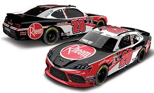 .Christopher Bell #20 1/64th 2019 Lionel Rheem Toyota