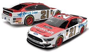Paul Menard #21 1/64th 2019 Lionel Motorcraft Ford