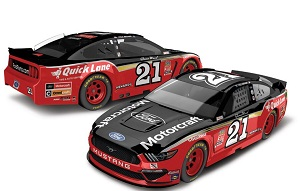Paul Menard #21 1/64th 2019 Lionel Motorcraft Darlington Ford