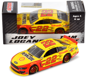 Joey Logano #22 1/64th 2019 Lionel Shell Pennzoil Mustang