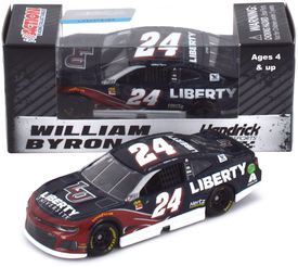 William Byron #24 1/64th 2019 Lionel Liberty University Camaro