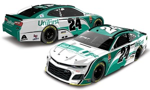 William Byron #24 1/64th 2019 Lionel Unifirst Camaro
