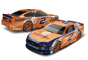 Brad Keselowski #2 1/64th 2019 Lionel AutoTrader Mustang