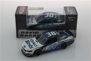 David Ragan #38 1/64th 2019 Lionel Select Blinds Ford