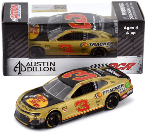Austin Dillon #3 1/64th 2019 Lionel Bass Pro Gold Camaro Camaro