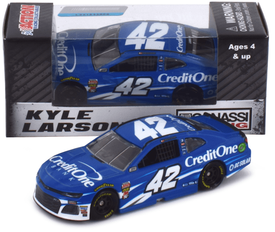 Kyle Larson #42 1/64th 2019 Lionel Credit One Bank Camaro ZL1