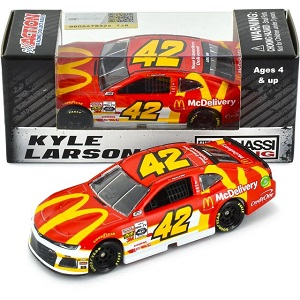 Kyle Larson #42 1/64th 2019 Lionel McDonalds McDelivery Camaro