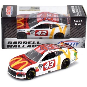 Bubba Wallace #43 1/64th 2019 Lionel McDonald's Team Bacon Camaro