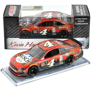Kevin Harvick #4 1/64th 2019 Lionel Busch Beer Big Buck Hunter Mustang