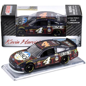 Kevin Harvick #4 1/64th 2019 Lionel Busch Flannel Mustang
