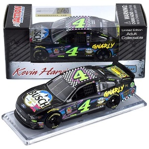 Kevin Harvick #4 1/64th 2019 Lionel Busch Beer Generation X Mustang
