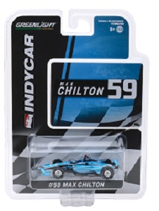 Max Chilton #59 1/64th 2019 Greenlight Gallagher Indycar