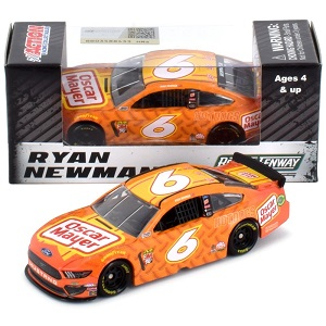 Ryan Newman #6 1/64th 2019 Lionel Oscar Mayer Mustang