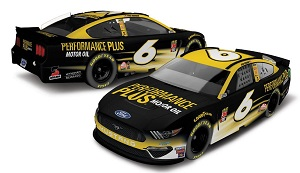 Ryan Newman #6 1/64th 2019 Lionel Performance Plus Mustang
