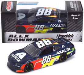 Alex Bowman #88 1/64th 2019 Lionel Axalta Camaro