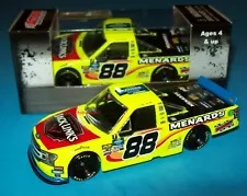 Matt Crafton #88 1/64th 2019 Lionel Menards Champion Gander Outdoors Truck Ford