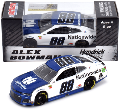 Alex Bowman #88 1/64th 2019 Lionel Nationwide Insurance Camaro