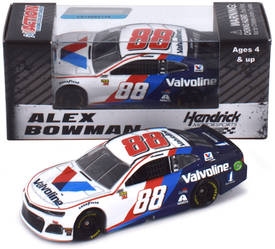 Alex Bowman #88 1/64th 2019 Lionel Valvoline Camaro