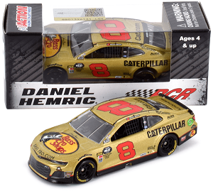 Daniel Hemric #8 1/64th 2019 Lionel Bass Pro/CAT RCR 50th Anniversary Camaro