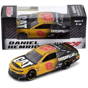 Daniel Hemric #8 1/64th 2019 Lionel Caterpillar Camaro