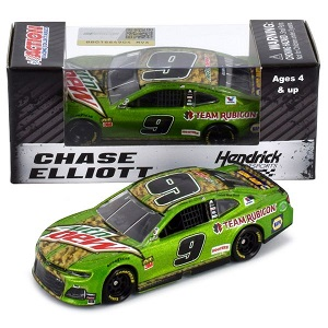 Chase Elliott  #9 1/64th 2019 Lionel Mountain Dew Camaro