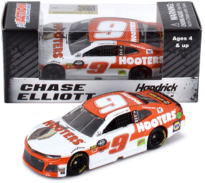 Chase Elliott  #9 1/64th 2019 Lionel Hooters Camaro