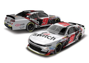 Noah Gregson #9 1/64th 2019 Lionel Switch Camaro