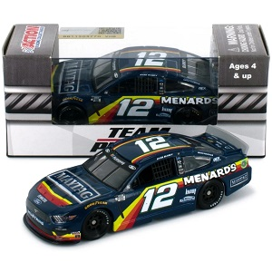 Ryan Blaney #12 1/64th 2020 Lionel Menards Darlington Mustang